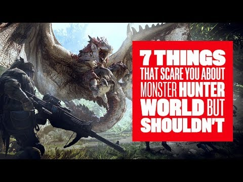 7 Things That Scare You About Monster Hunter World But Shouldn't - New Monster Hunter World Gameplay