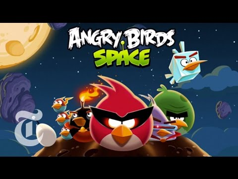 Learn Physics With Angry Birds | App Smart | The New York Times