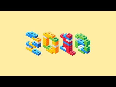 Inkscape Tutorial: Vector Lego Text