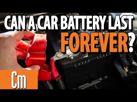 Can A Car Battery Last Forever? | Counter Intelligence