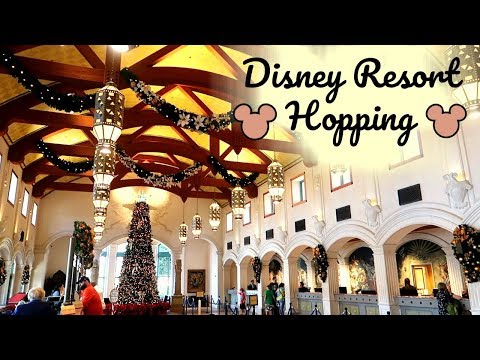 Disney World Florida vlog 2017 | episode 11 : Disney's Caribbean Beach & Coronado Springs Resort