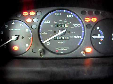 1998 honda civic check engine light