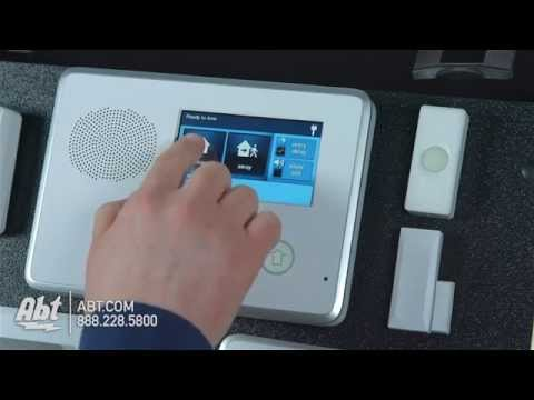 How To: Arm and Disarm 2GIG Go Control Panel