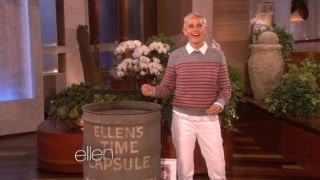 Ellen's Time Capsule from Season 1