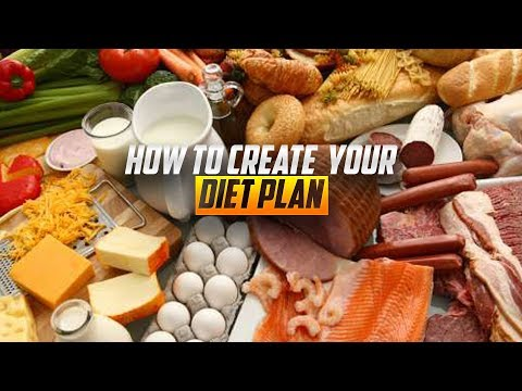 How To Create Your Own Diet Plan: Bulking & Cutting (Macros 101)