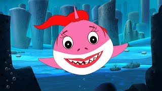 Baby Shark Song Doo Do Faster | Sharks Fast Songs by Fun For KidsTV + Halloween