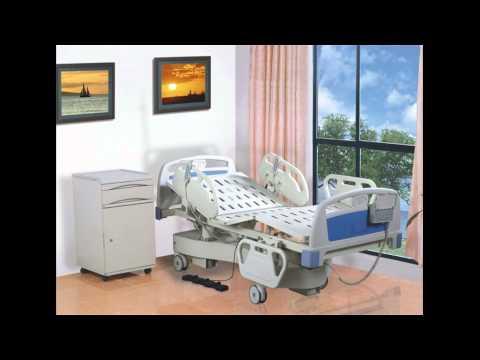Electronic Hospital Beds on Rent in Delhi || www.medrent.in