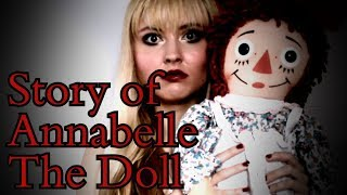 Annabelle True Story - What Really Happened in Hindi