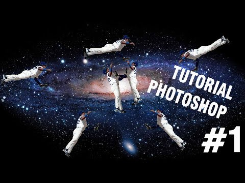 Shooting Star Meme | Tutorial Photoshop #1