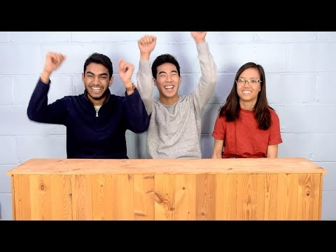 Bloopers - Anish, Kevin, and Olivia