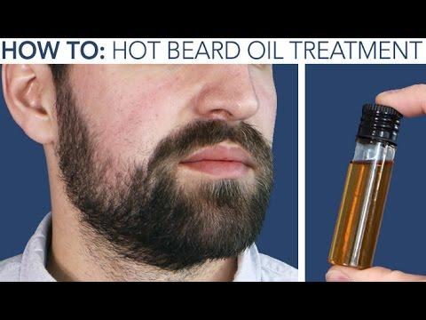Beard Tips: Try a Hot Oil Treatment
