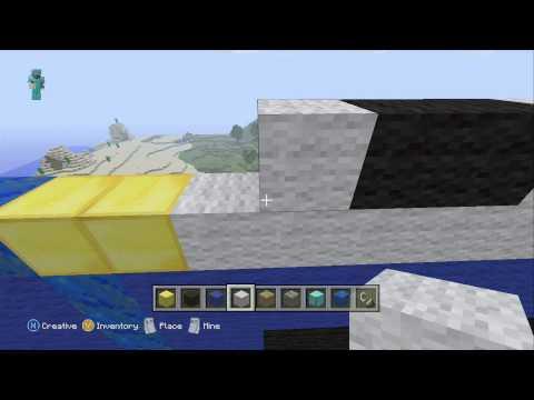 How to make Skylanders Giant Bouncer in Minecraft Part 3