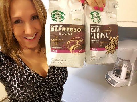 Starbucks Espresso and Caffe Verona Coffee Review