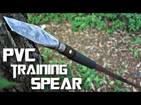 Quick & Easy PVC Training/Throwing Spear
