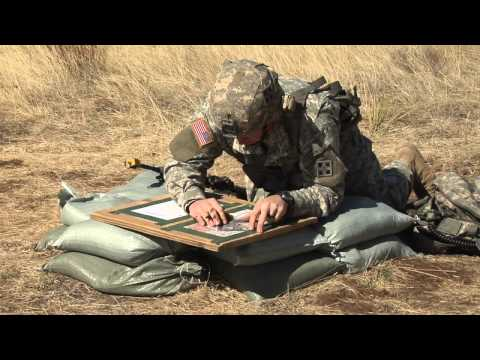 Soldiers test for prestigious infantry badge