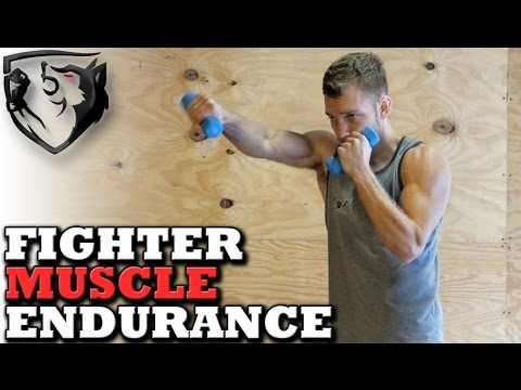 5 Muscle Endurance Exercises for Fighters