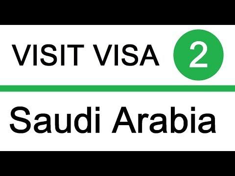 How to Stemp Visit Visa of Saudi Arabia from Pakistan