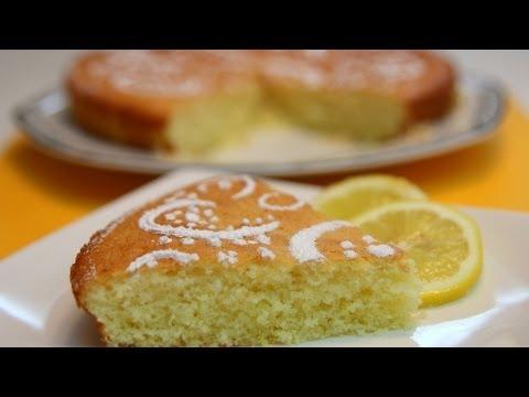 Moist Lemon Cake Recipe - CookingWithAlia - Episode 325