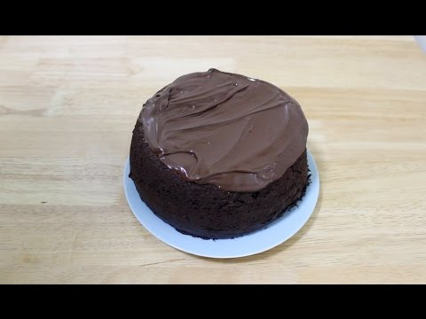 Rice Cooker Chocolate Cake Recipe