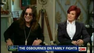 Intense Ozzy Sharon Osbourne Interview 10 11 11 Pt2 Of 5