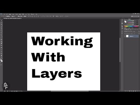 Photoshop Web Design Tutorial Series - Working With Layers
