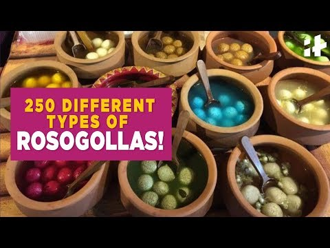 Indiatimes - Try These 250 Different Types Of Rosogollas By Swati Saha!