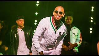"Chris Brown performs ""Kriss Kross"" & ""Party"" at Drai"
