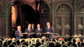The Kings Singers  Es Ist Ein Ros Entsprungen