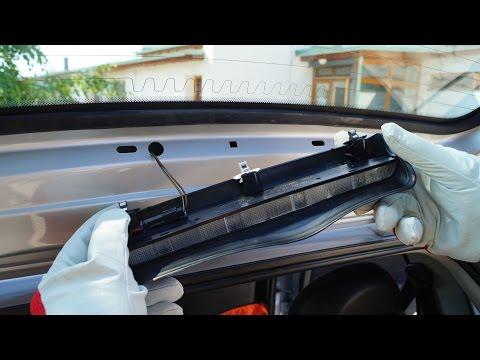 Opel Corsa - Brake Light Replacement