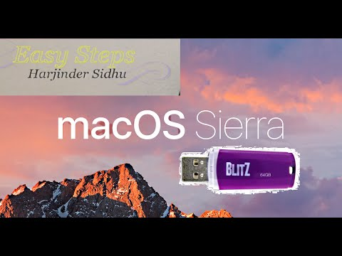 How to Make a Bootable macOS Sierra USB Flash Drive For iMac | MacBook | Mac Air | Mac Mini