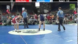 152 Kristian Mendez vs. Travis Ostby
