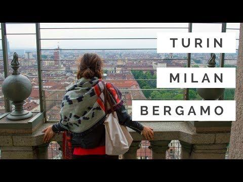 TRAVEL DIARY - TURIN, MILAN and BERGAMO, ITALY | Dragonfly's Heart