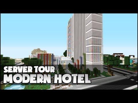 Minecraft - Modern Hotel