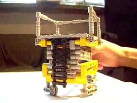 Lego Scissor Lift