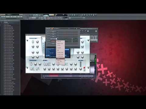 FL Studio -  FL Slicer Vocal Chopping