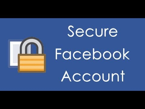 How To Secure Facebook Account (2018)
