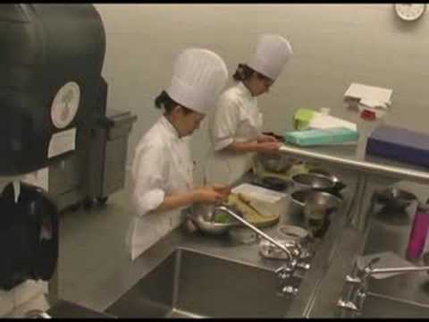 Culinary cooking class - prepare chinese food 2