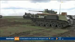 Росія збирає війська на українському кордоні