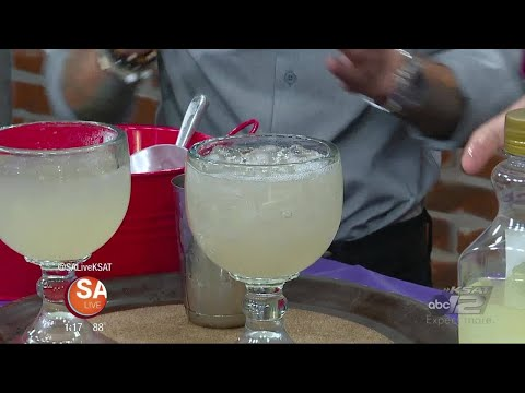 Find the best margarita in SA this weekend at the Margarita Pour Off