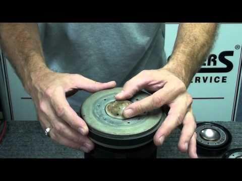 Peavey Speaker Repair Driver 22XT, 22XT PLUS, 22A Replacement Speaker Horn Diaphragm Installation