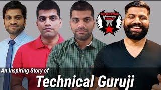 An Inspiring Story of Technical Guruji