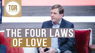 """The Four Laws of Love"" Book by Jimmy Evans"