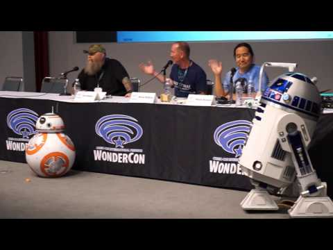 WonderCon 2016 - Build your own R2D2 - Motor and Battery - 20160327100606.m2ts