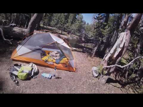 Backpacking in the Sequoia National Forest/Golden Trout Wilderness (and sorta getting lost)