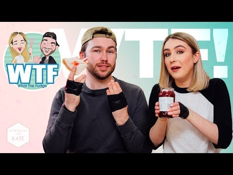 WTF?! I've got no thumbs challenge! - In The Kitchen With Kate