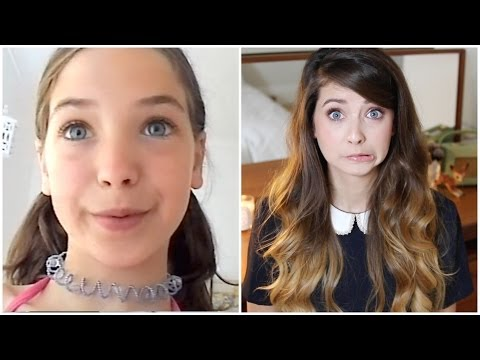Vlogging At 11 Years Old   Zoella
