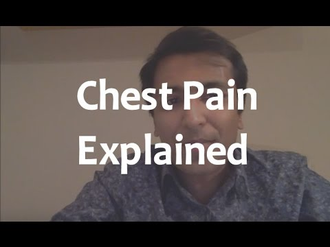 Chest Pain Explained