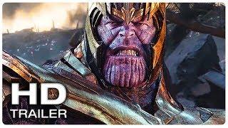 AVENGERS 4 ENDGAME Thanos Says Avengers Lets Finish This Trailer (NEW 2019) Superhero Movie HD