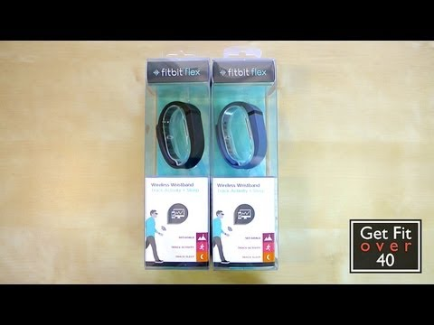 Fitbit Flex Wristband Movement and Sleep Tracker Unboxing