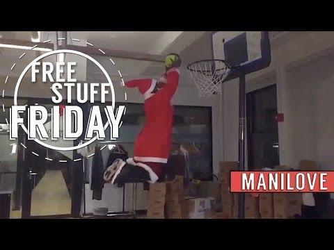 Win a FREE Dunk League Jersey! | Free Stuff Friday
